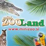 Zabaviščni park - Mini Zoo Land